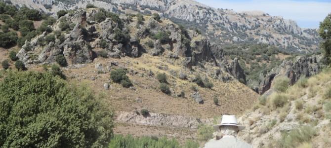 Route: Guejar Sierra – Granada – Beas de Granada – Prado Negro – Guejar Sierra